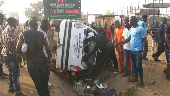 Peter Obi Escapes Death As APC And PDP Clash In Abuja Today