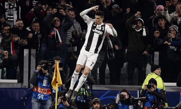 Ronaldo In Big Trouble? -  Juventus Champions League Ambition