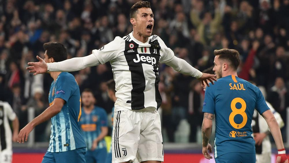 Is Christiano Rinaldo disqualified from UEFA