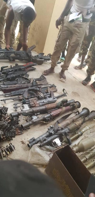 Up to 90 Boko Haram Warriors Killed By Nigerian-Cameroonian-Chadian Soldiers
