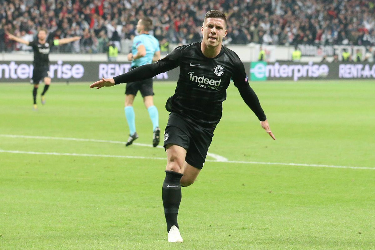 Real Madrid 'complete signing of Eintracht Frankfurt striker Luka Jovic in £52.4million deal'