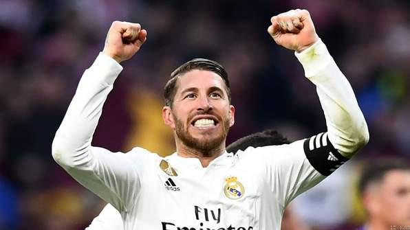 I am a Madridista' - Ramos announces Real Madrid stay after China offer