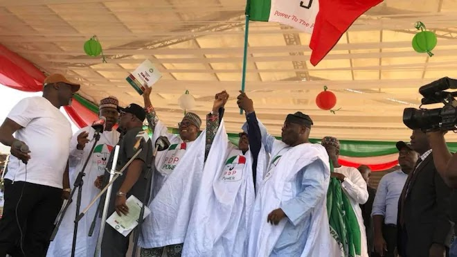 PDP Says Zamfara Verdict Is A Preview Of Atiku's Coming Victory