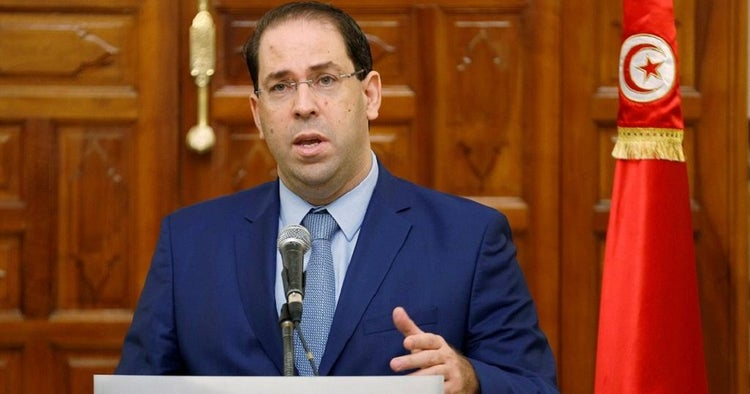 Tunisia PM elected leader of new party ahead of Nov. 2019 polls