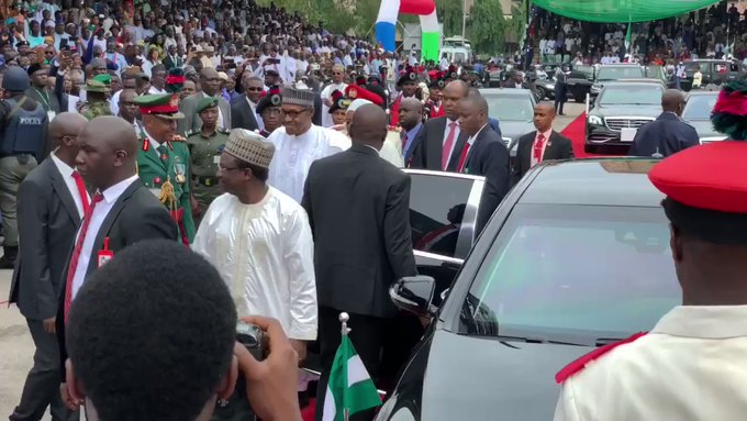 Photos & Videos From June 12 Democracy Day celebration