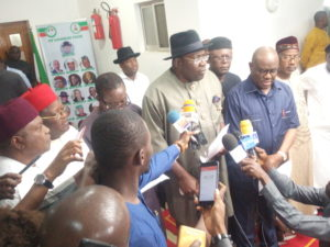 PDP governors set to pay N30,000 minimum wage