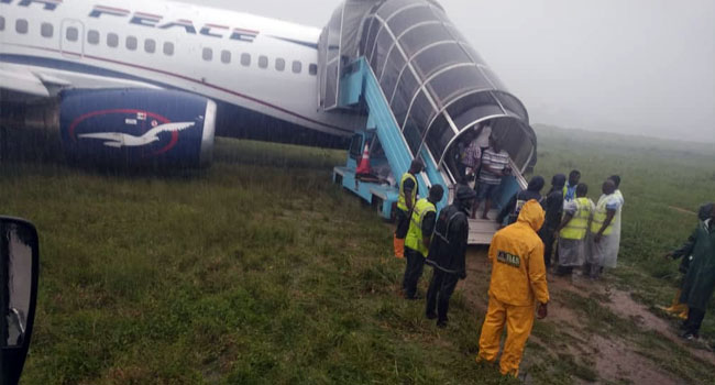 Breaking: Plane crash averted in Port Harcourt