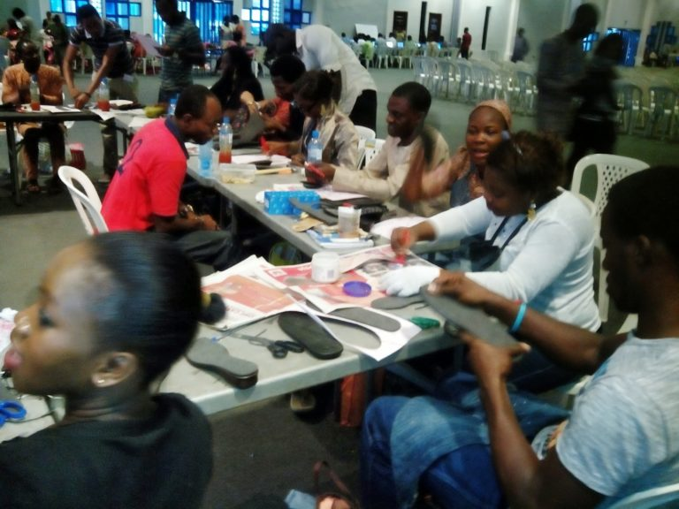 How foundation donated skills acquisition centre to less privilege girls in FCT