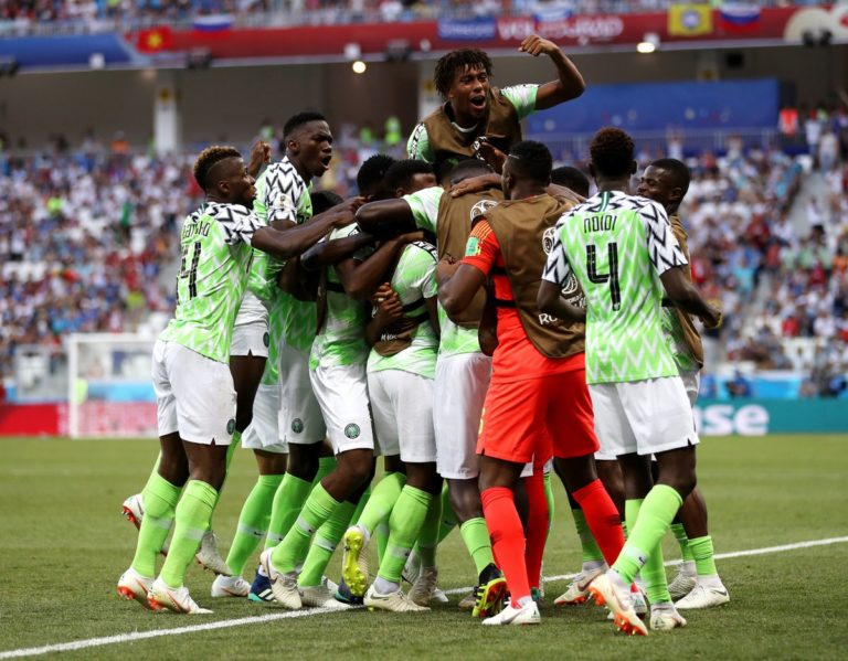 Super Eagles Come From Behind To Beat Cameroon At 2019 AFCON