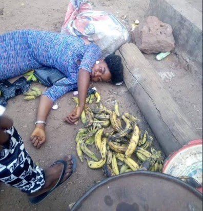 Man narrates how he used the only money he had to save a hawker who collapsed in Lagos