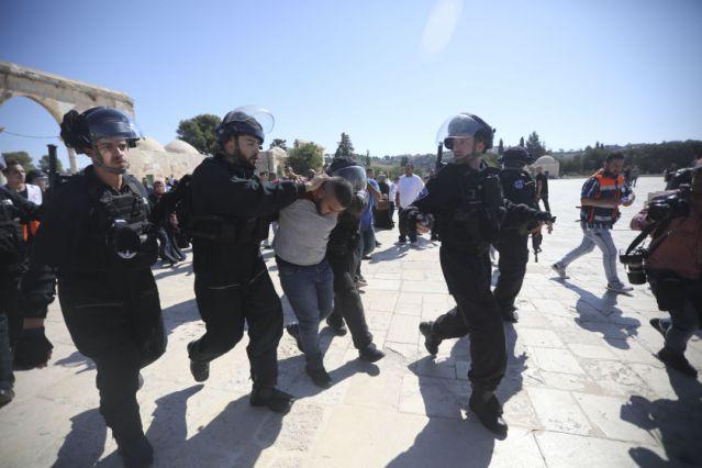 The Latest: Israeli troops kill gunman near Gaza fence