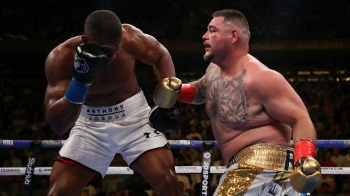 Andy Ruiz Vows To End Anthony Joshua's Career