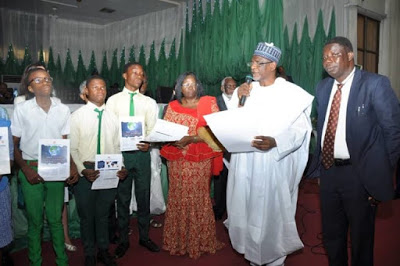 Nigerian Emerges 2nd Best In 2019 Commonwealth Essay Competition