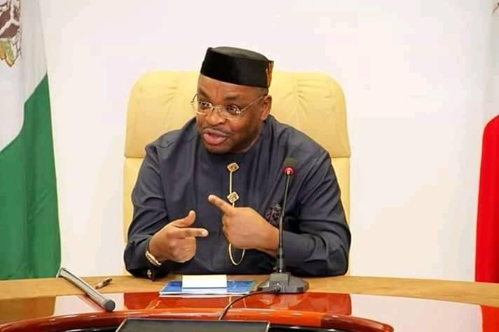 Gov. Udom Calls For Restructuring Of The Educational System To Meet Current Realities.
