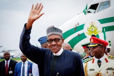 President Buhari returns to Nigeria 1024x683 1