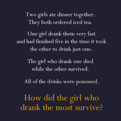 Game: How Smart Are You?, Solve This Riddle!