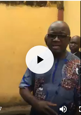 Video: Man Mourns Friend Who Died In The U.S Says ''He Died Because He Wanted To Please Everybody''