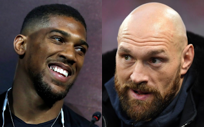 Tyson Fury Not Ruling Out WWE Clash With Anthony Joshua