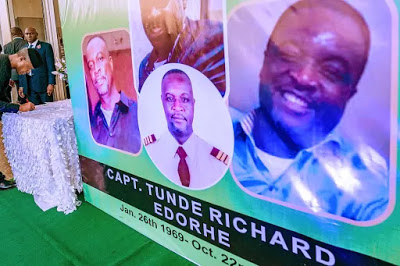 Osinbajo Mourns Captain Tunde Richard Edorhe, Presidential Jet Pilot Of 19 Years