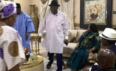 APC Explains There Reasons For Visiting Ex-president Jonathan