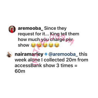 'I made N60m from Access bank in One Week' - Naira Marley