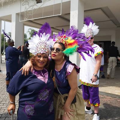 Checkout Beautiful Photos From 2019 Calabar Carnival