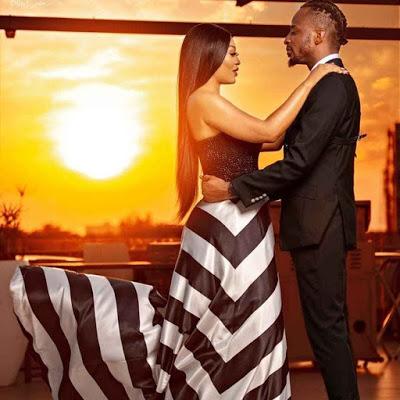 Check Out 9ice Pre-Wedding Photos For His Marriage To Olasunkami Ajala