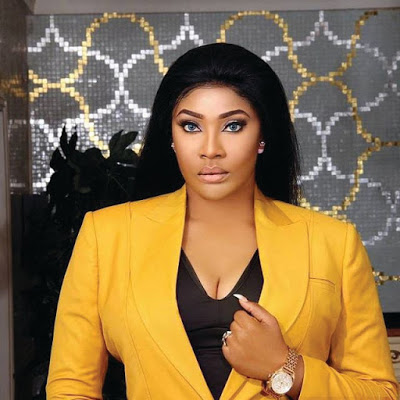 'Angela Okorie Is A Crazy Lady, She Faked Her Attack' - IG Blogger Blast Actress