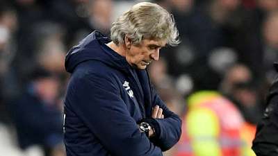 West Ham Part Ways With Manager Manuel Pellegrini After Leicester Defeat
