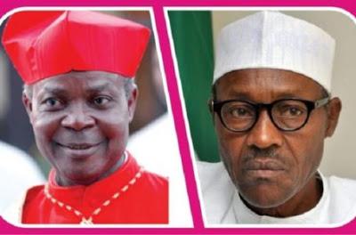 Buhari Returning Nigeria To Military Era, Says Cardinal Okogie