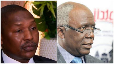 Sowore: You Are Trying To Score Cheap Political Points - AGF Bashes Falana