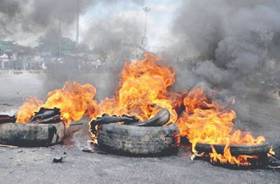 Two Minors Accused Of Witchcraft Set Ablaze In Plateau