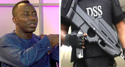 Reason Why We Rearrested Omoyele Sowore - DSS