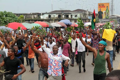 IPOB Hit Back At Army Over Video Of Boko Haram Killing Soldiers
