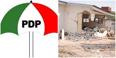 PDP Reacts To Demolition Of Saraki's House