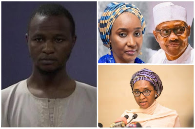 Man Who Create & Share Fake Video Depicting Buhari's Marriage Arrested By DSS