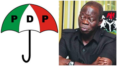 Buhari's Administration Will Be Sent Into The Dustbin Of History - PDP Replies Oshiomhole