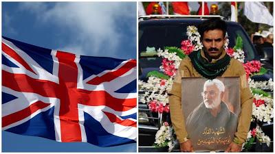 Avoid Travel To Iraq, Iran - British Govt Advises Citizens
