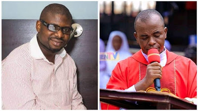 'You Are A Partisan Prophet, You Got A Hint From Aso Rock' - Pst Giwa Blast Mbaka