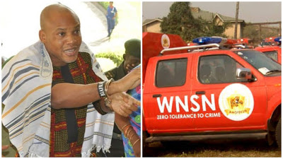 We Are Ready To Support Operation Amotekun With 1 Million IPOD Men - Nnamdi kanu