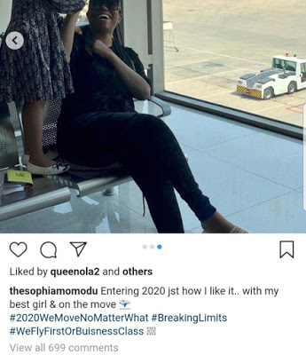 'I never asked for a lift' – Sophia Momodu Slams Davido