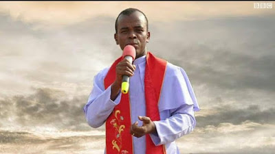 'Emeka Ihedioha Will Not Return As Imo Governorship' - Fr Mbaka Unveils His 2020 Prophesies