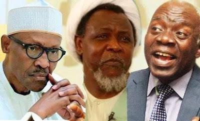 'If You Respect The Law, Release El Zakzaky - Falana Tells Buhari