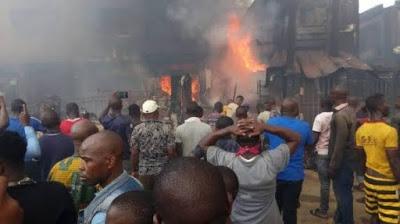 Fire Outbreak Burnt Three Siblings To Death In Their Home In Ibadan