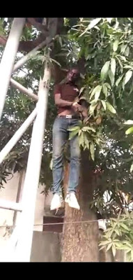 Man Commits Suicide After Girlfriend He Trained In School Dumps Him