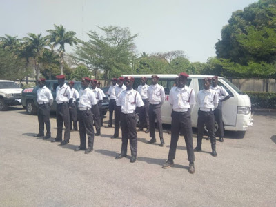 See Photos: Northern Group Unveils Regional Security Outfit