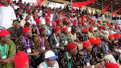 'Do Not Test The Wrath Of IPOB Members' - Ohanaeze Tells Nigerian Police