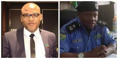 We'll Hunt Down Their Children - Nnamdi Kanu Threatens Police