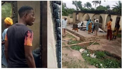 Wife Sets Husband's House Ablaze After He Married A New Wife