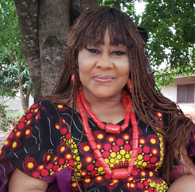 Veteran Actress, Ngozi Ezeonu Celebrate 55th Birthday In Style, Share Pictures